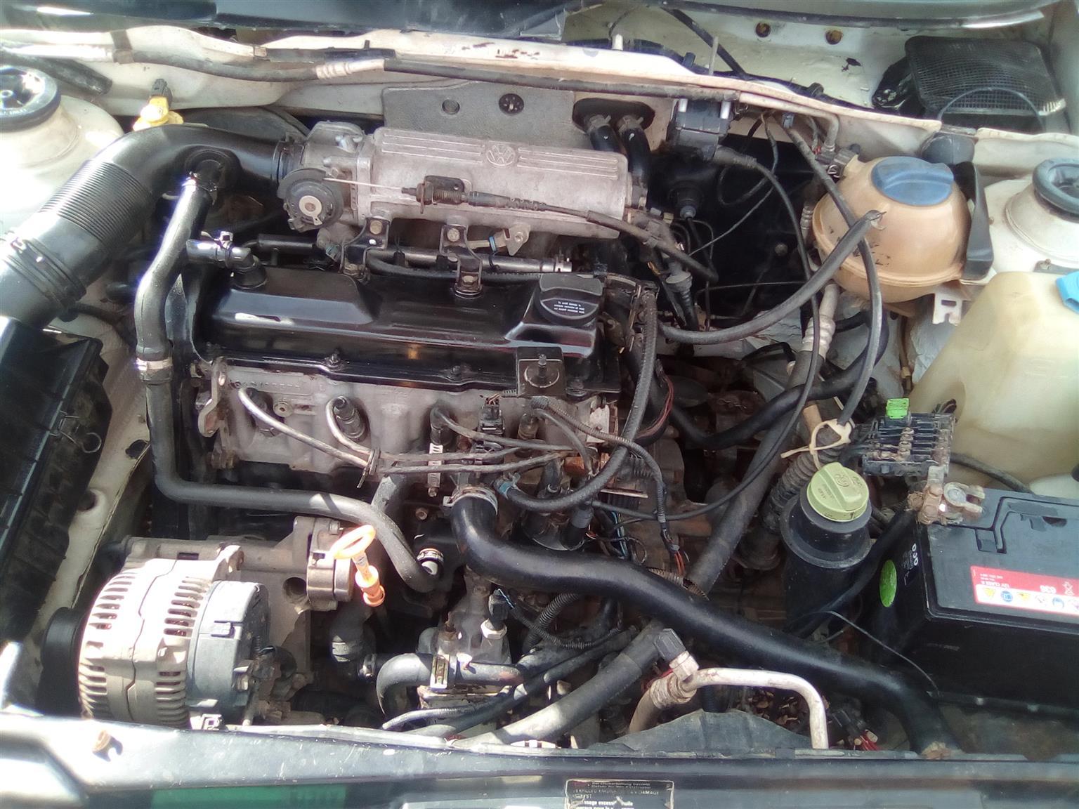2005 VW Polo sedan 1.6 Comfortline