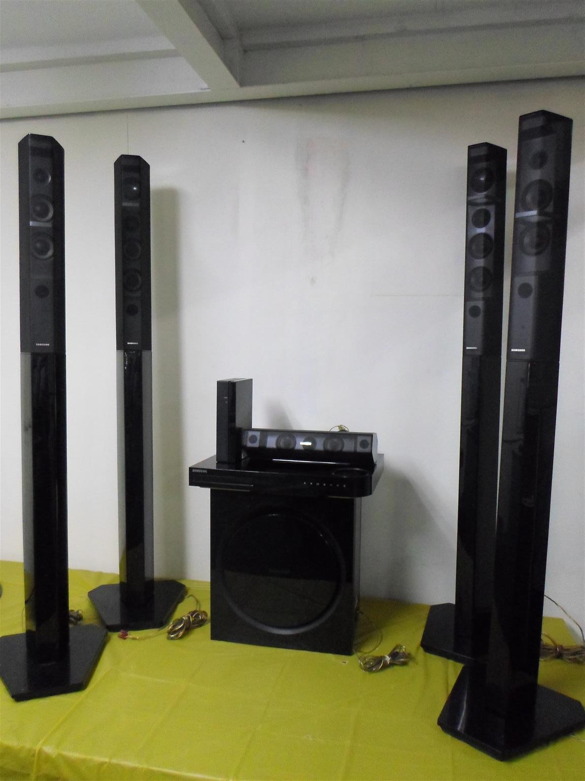 Samsung Home Theater System - C033055747-1