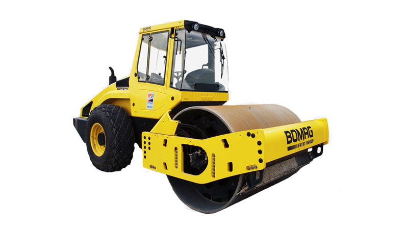 Yellow metal plant hire