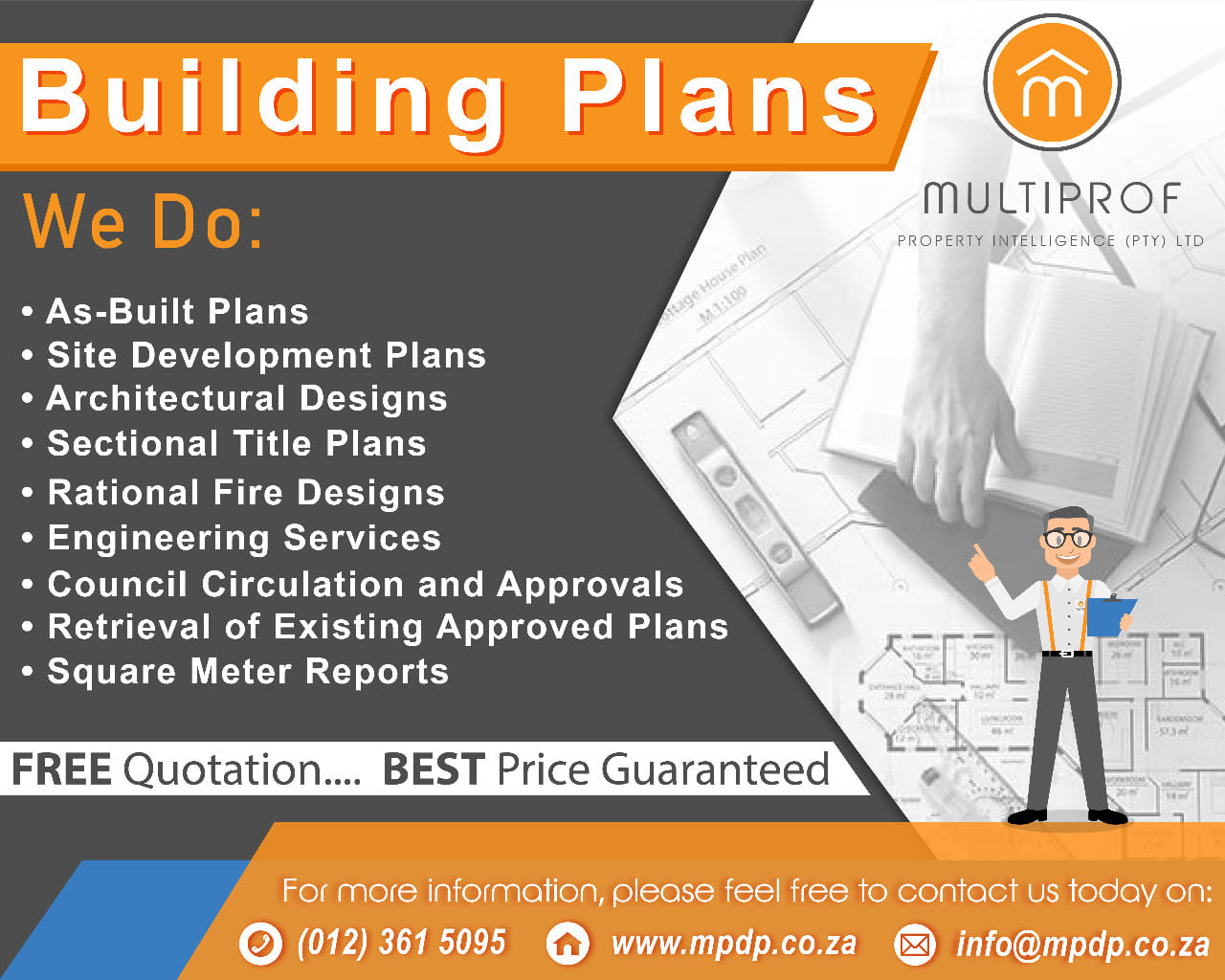 Architectural and Town Planning Services