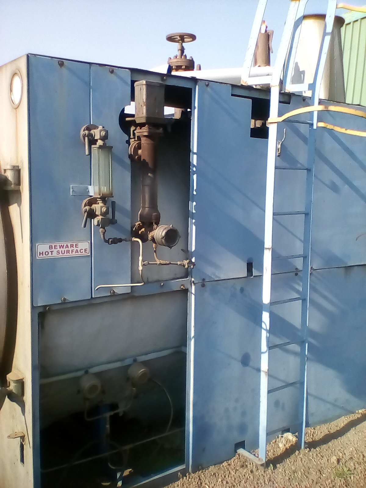 Steam boiler | Junk Mail