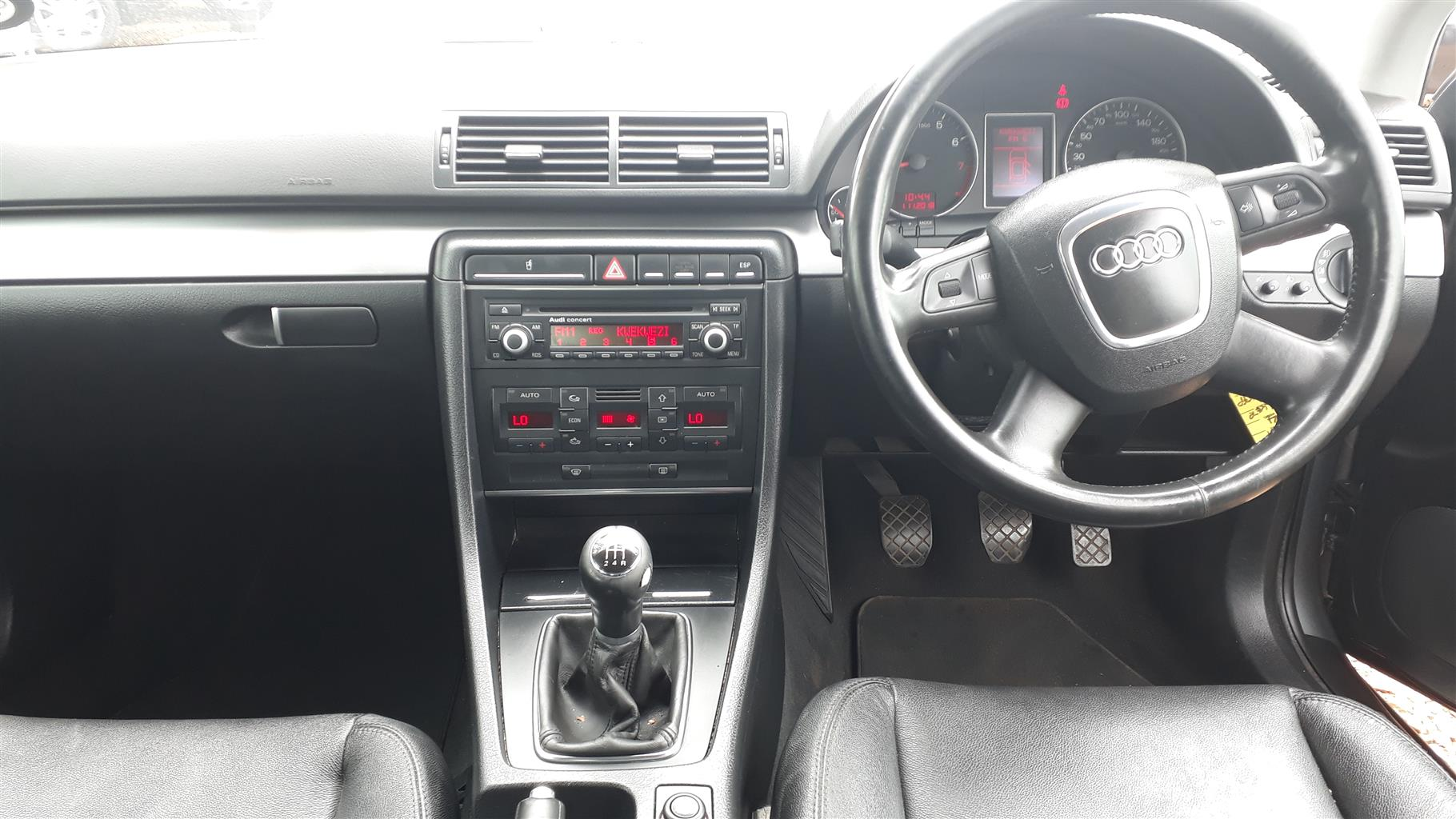 2007 Audi A4 2.0