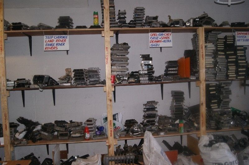 ecu car computer boxes sell and supply