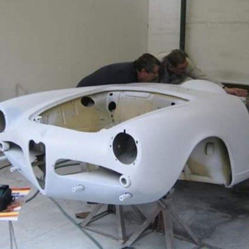 1960 Custom and Rebuilds Rebuilt Cars