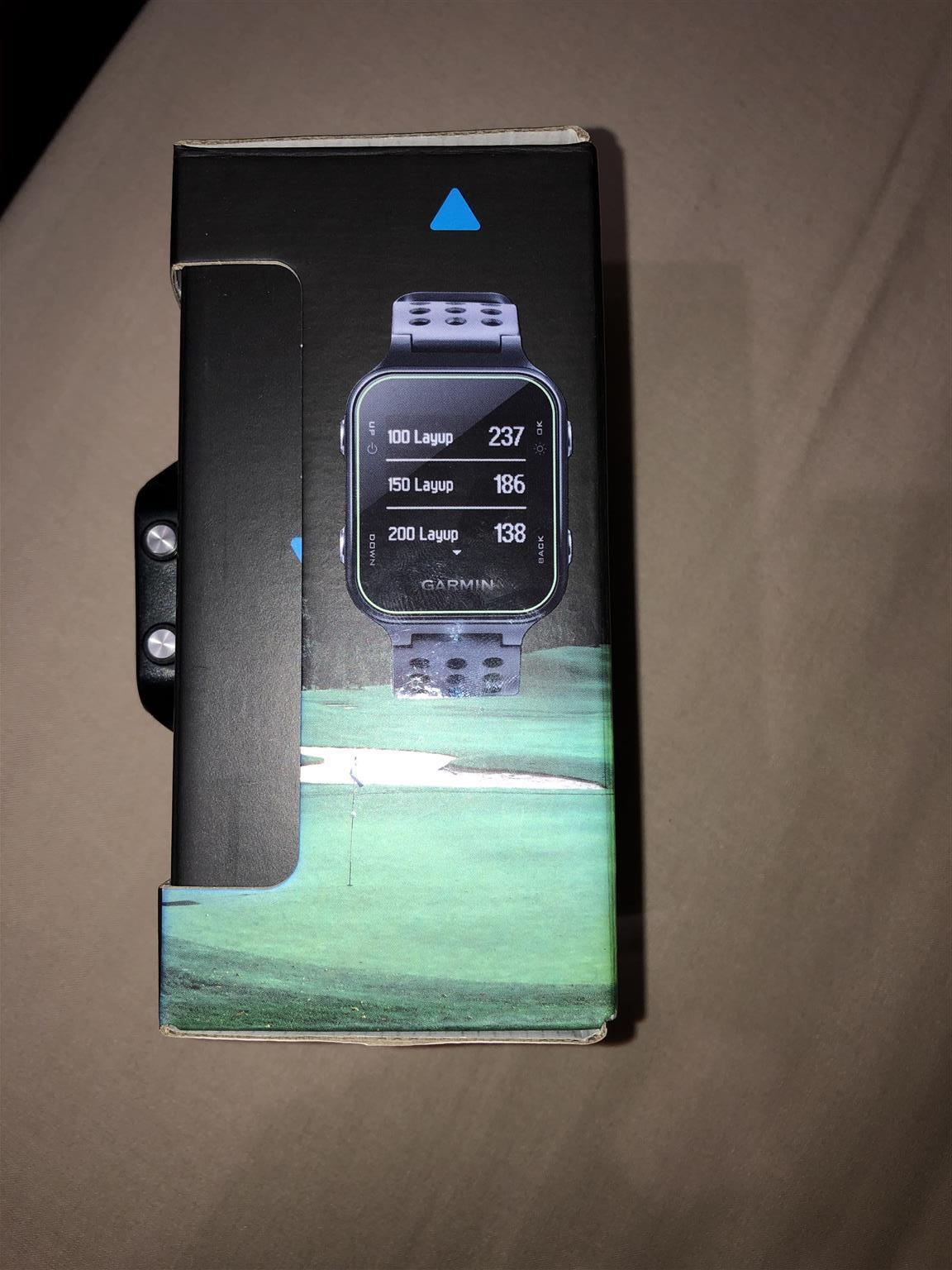 Garmin Approach S20 Golf Smartwatch
