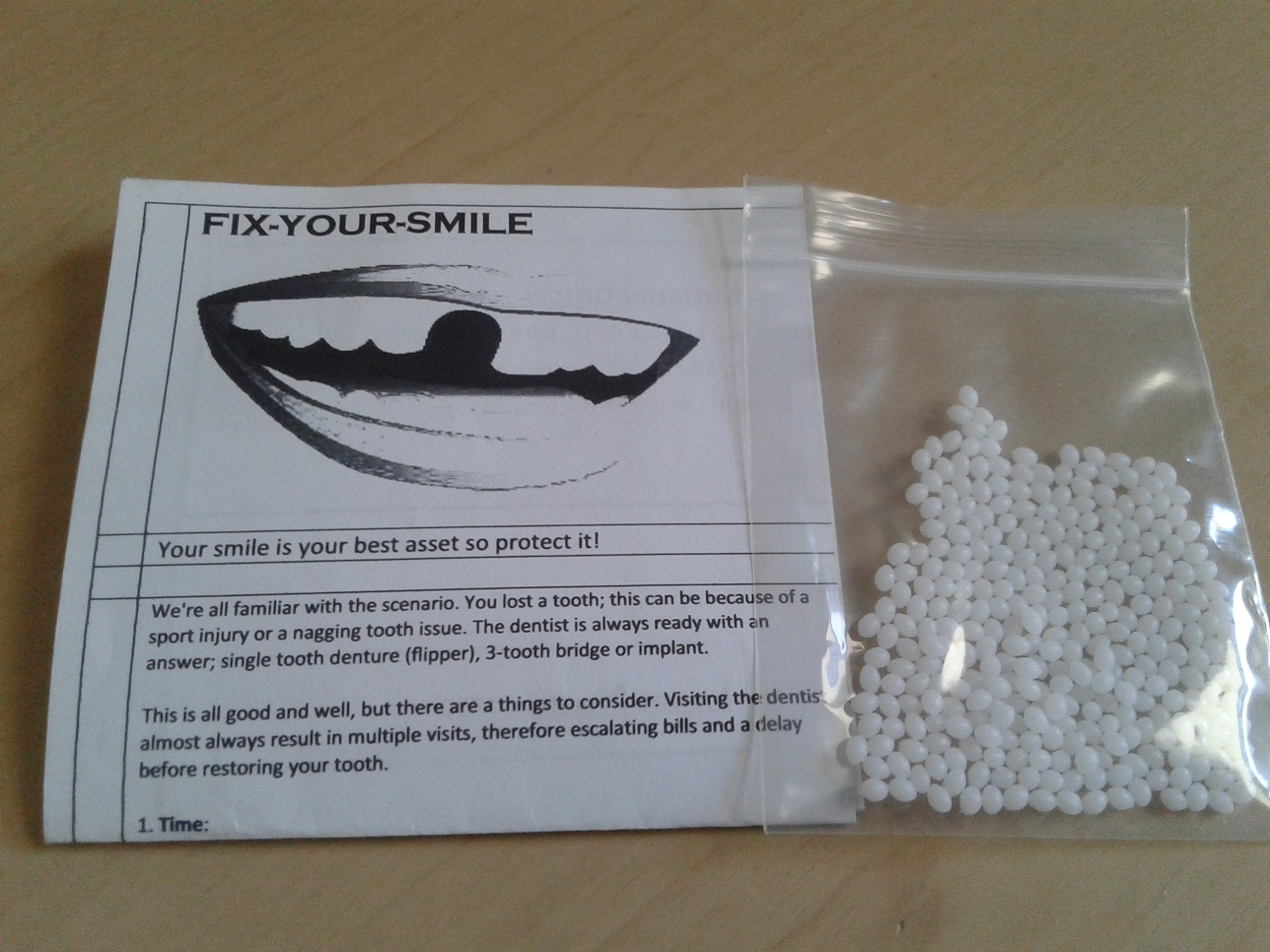 FIX YOUR SMILE