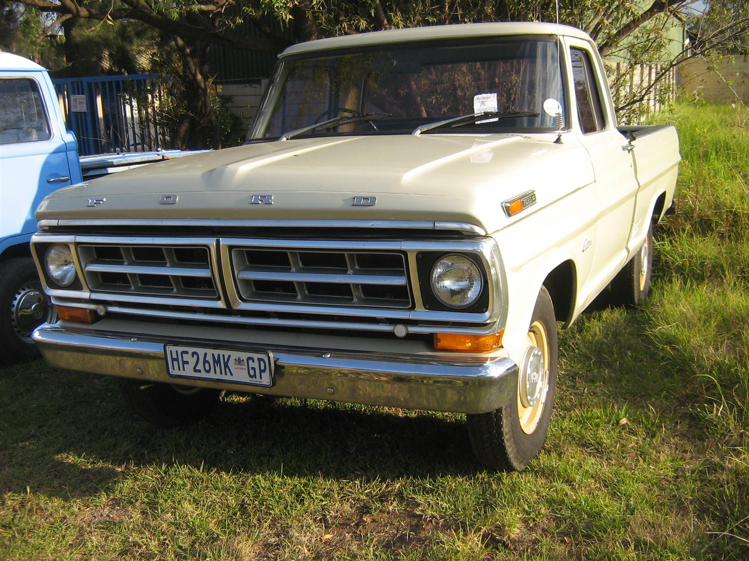 Ford F100 1970 100 Original On Road Standard Straight Six Pickup Truck Licenced All