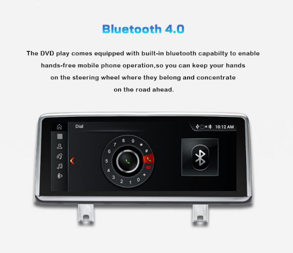 """10.25"""" touch screen Android audio car radio for BMW 3 Series F30 F31"""