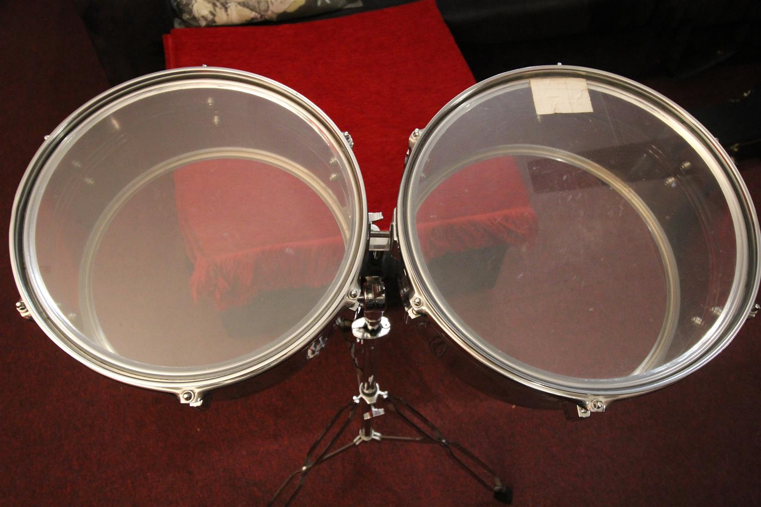 Timbale percussion drums