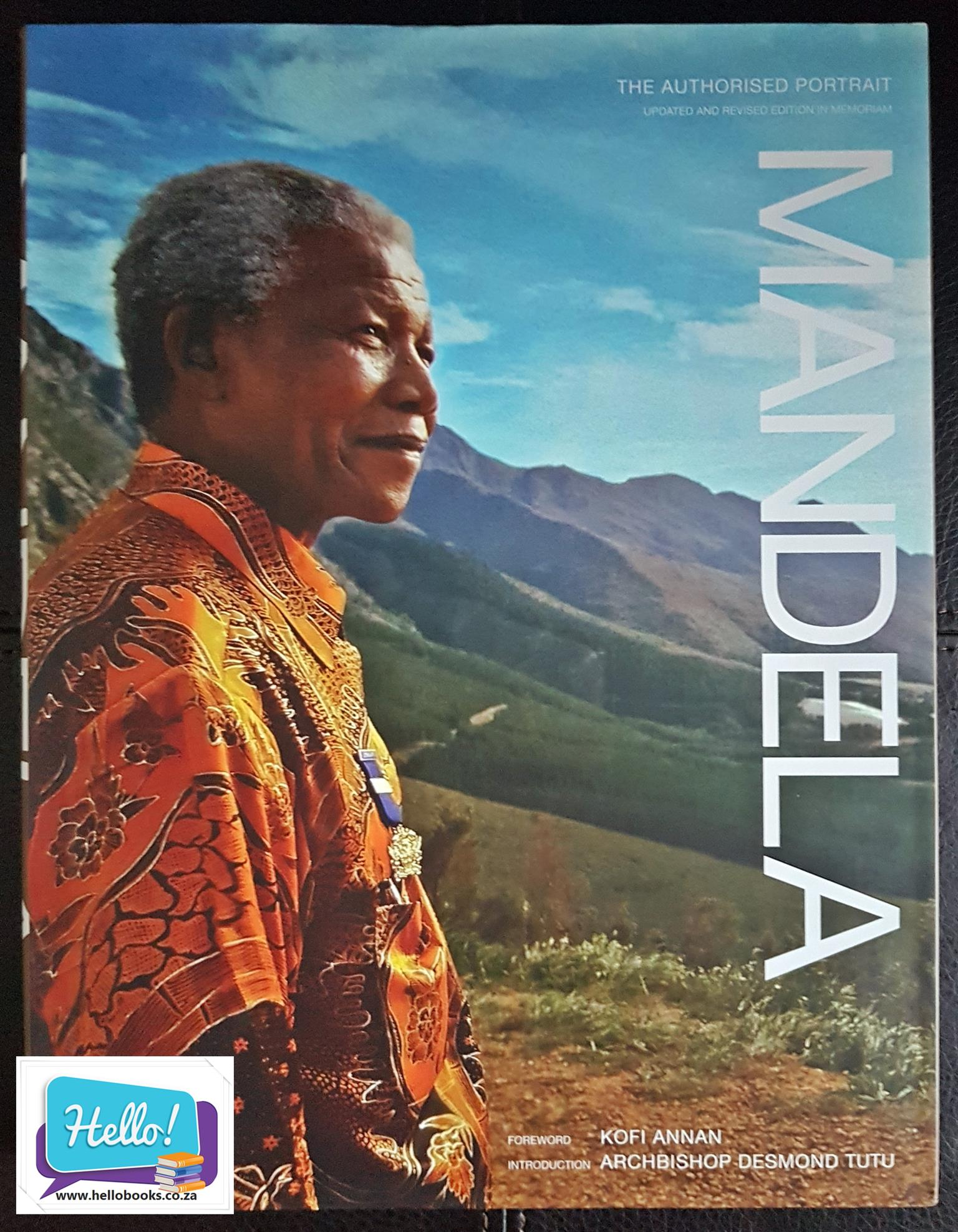 Mandela - The Authorised Portrait