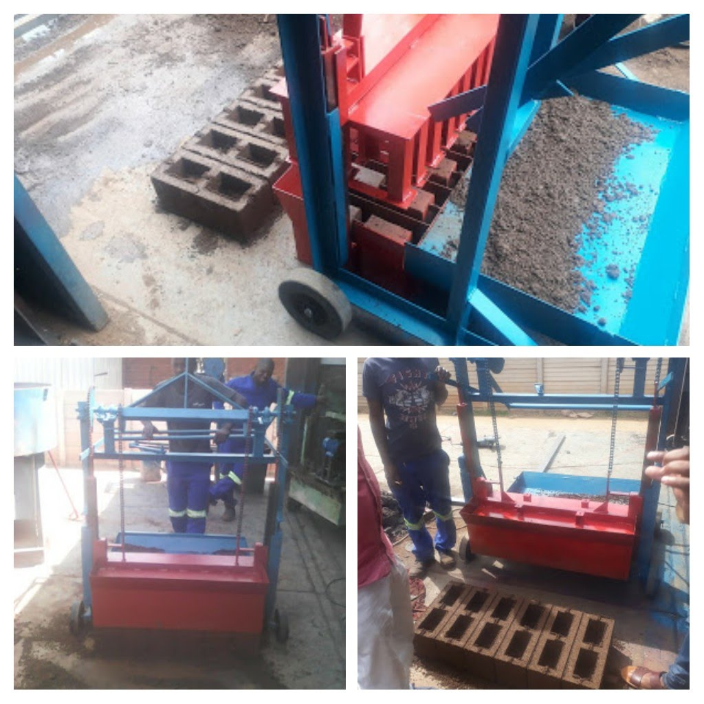 New Hollow Block Brick Making Machines