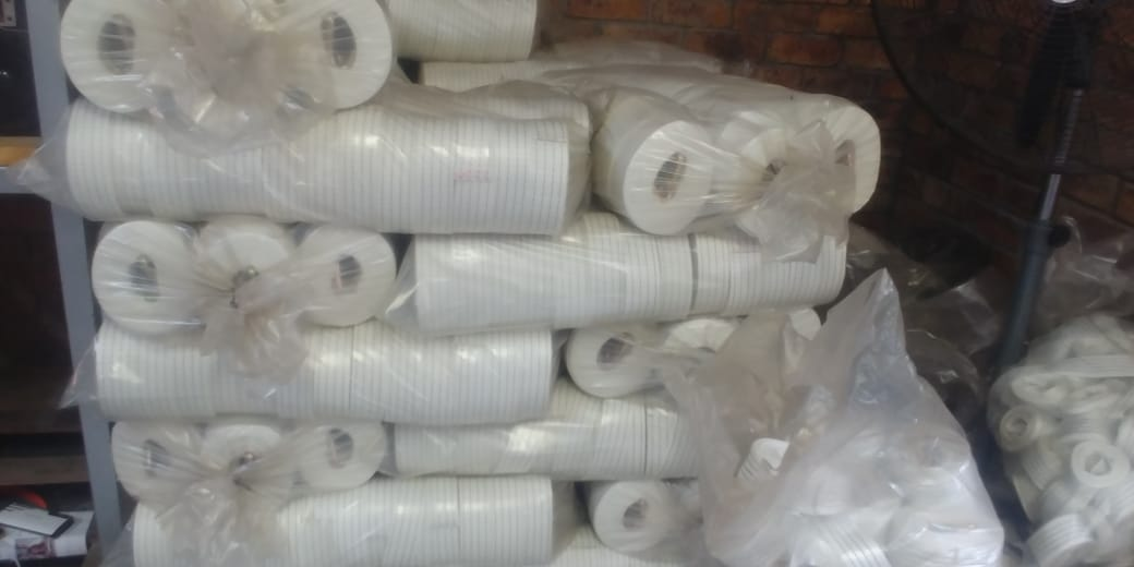 ALL WEATHER PVC TRUCK COVERS/TARPAULINS AND CARGO NETS FOR SUPERLINK AND TRI-AXLE