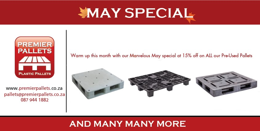 Special May - Pallets