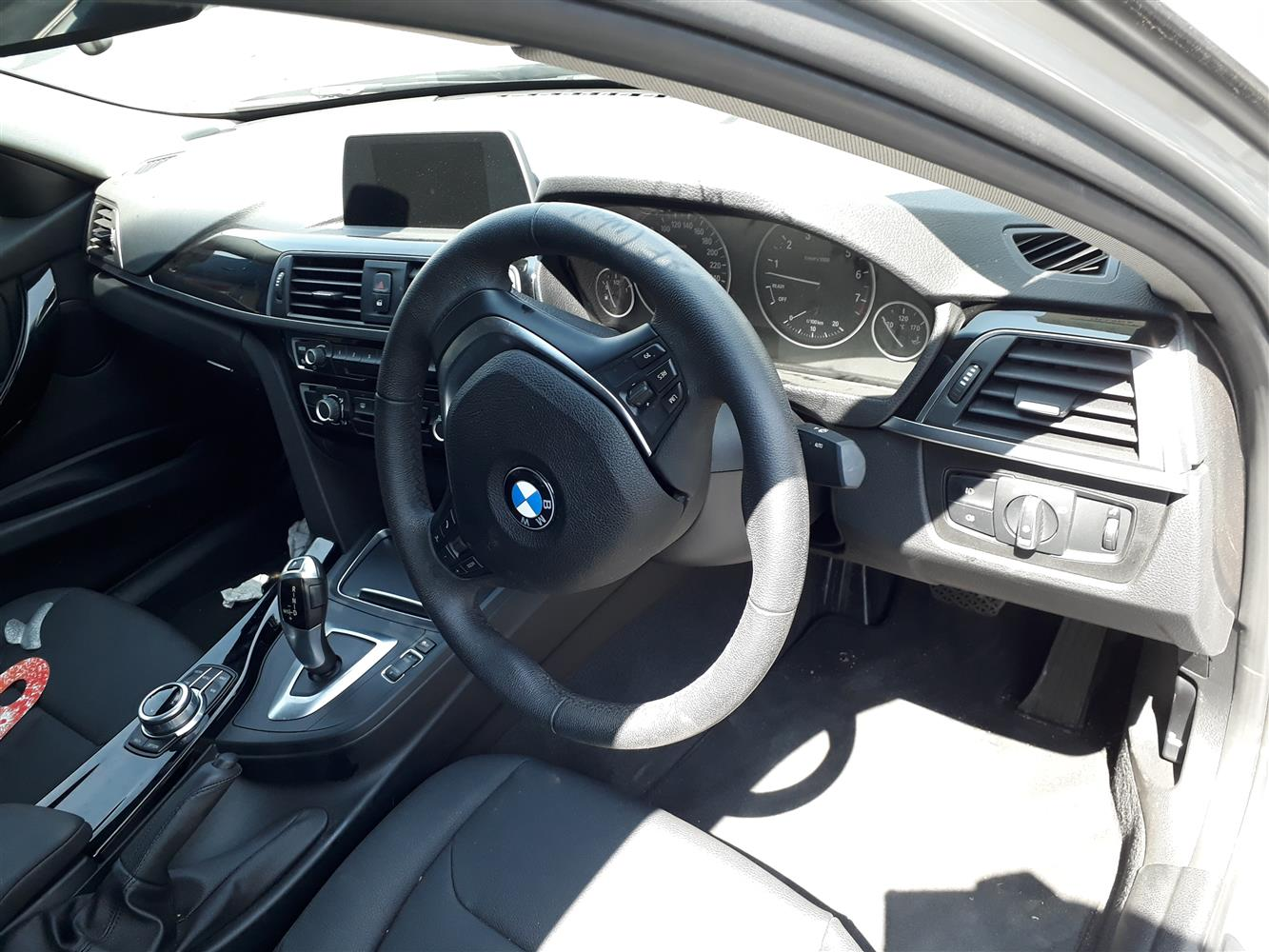2018 BMW 3 Series 318i Accident Damaged For sale