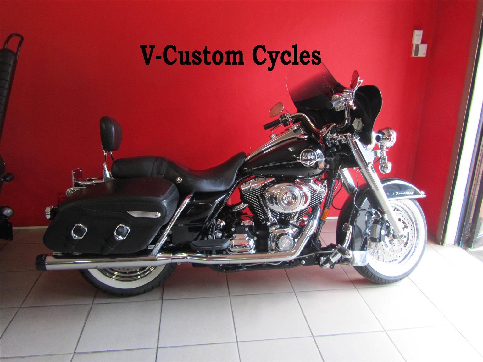 2009 Harley Davidson Road King Junk Mail