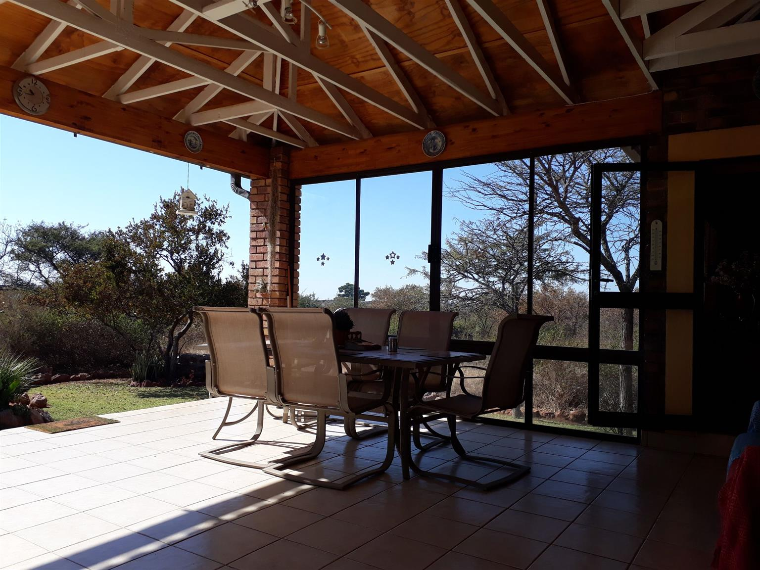 Enjoy the peace & tranquillity of the bush and being close to nature! URGENT SALE! Bela-Bela