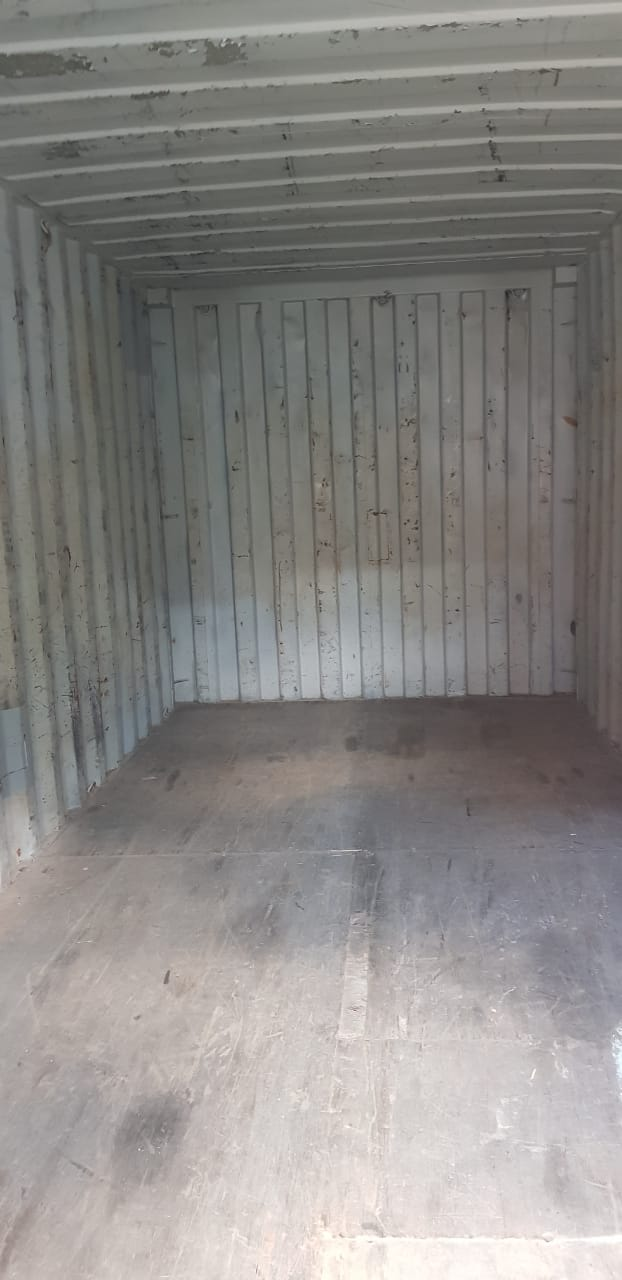 Bargain Bin 6m Shipping Container available in Johannesburg