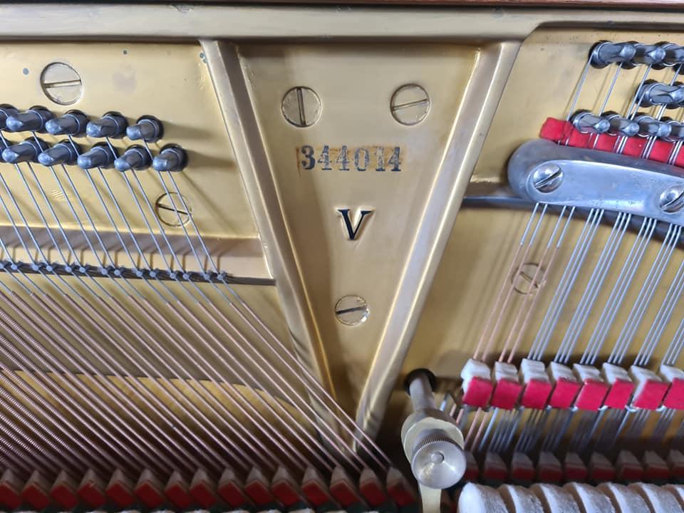 Steinway Upright Model V