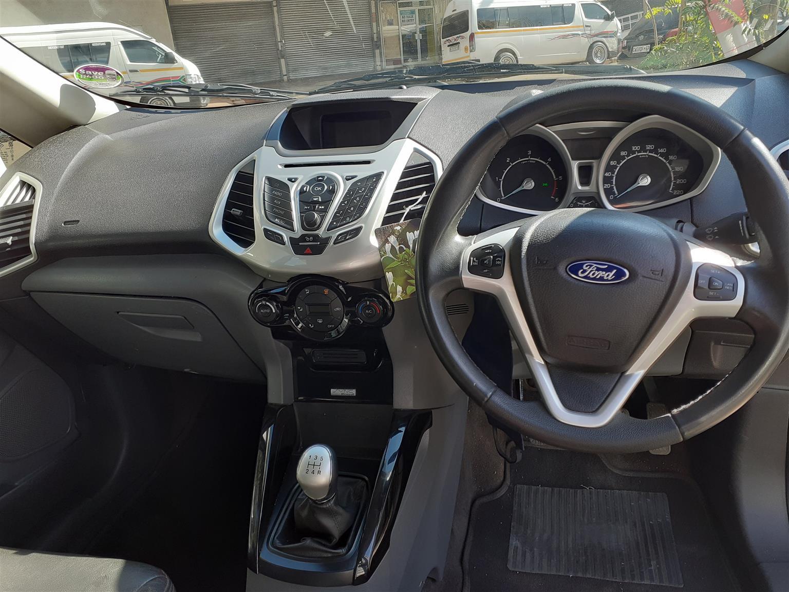 2015 Ford EcoSport ECOSPORT 1.0 ECOBOOST TREND