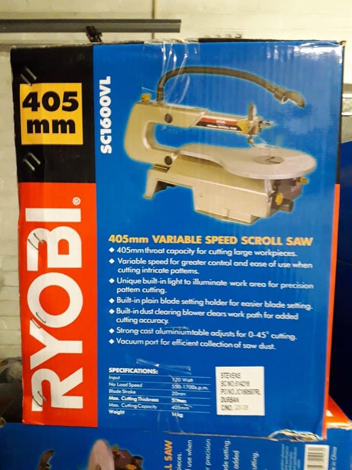 Ryobi scroll saw for sale