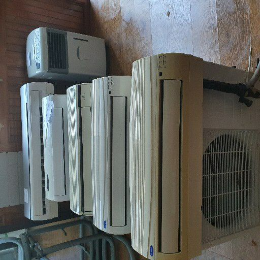 Carrier aircons