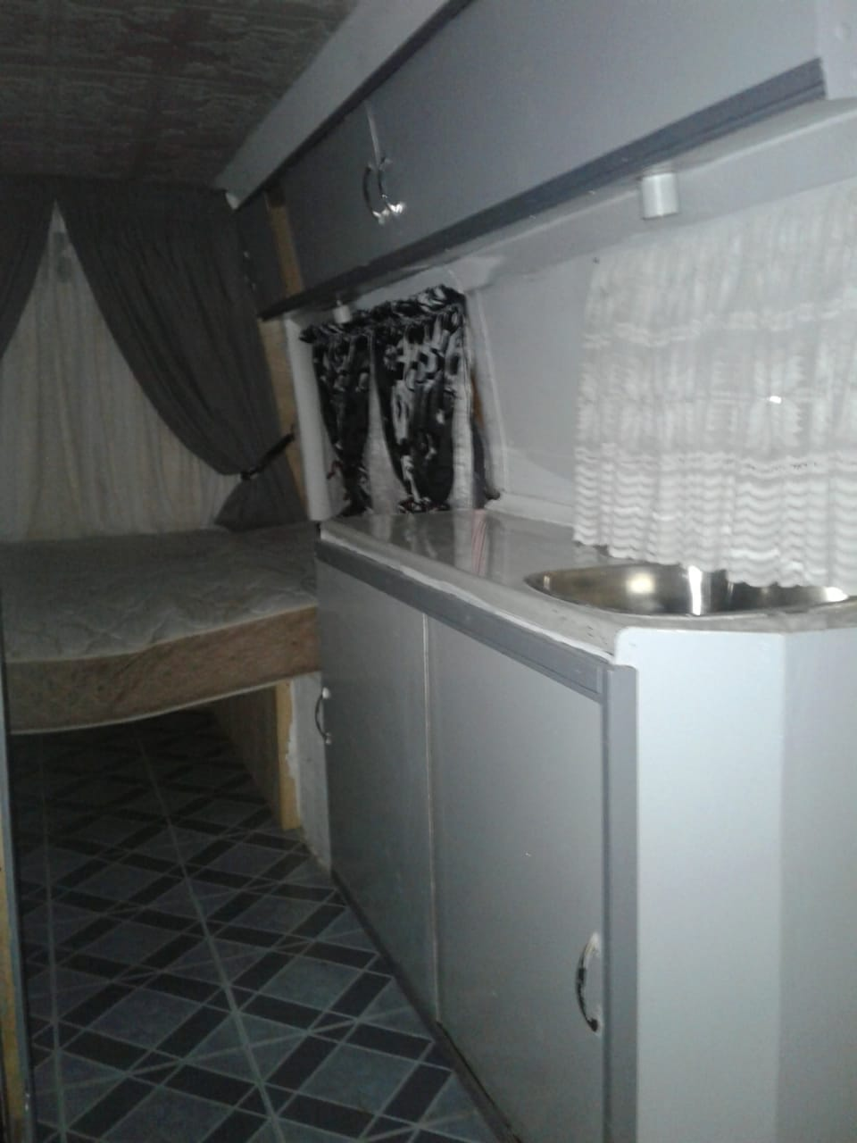 Newly build Iveco mobile home