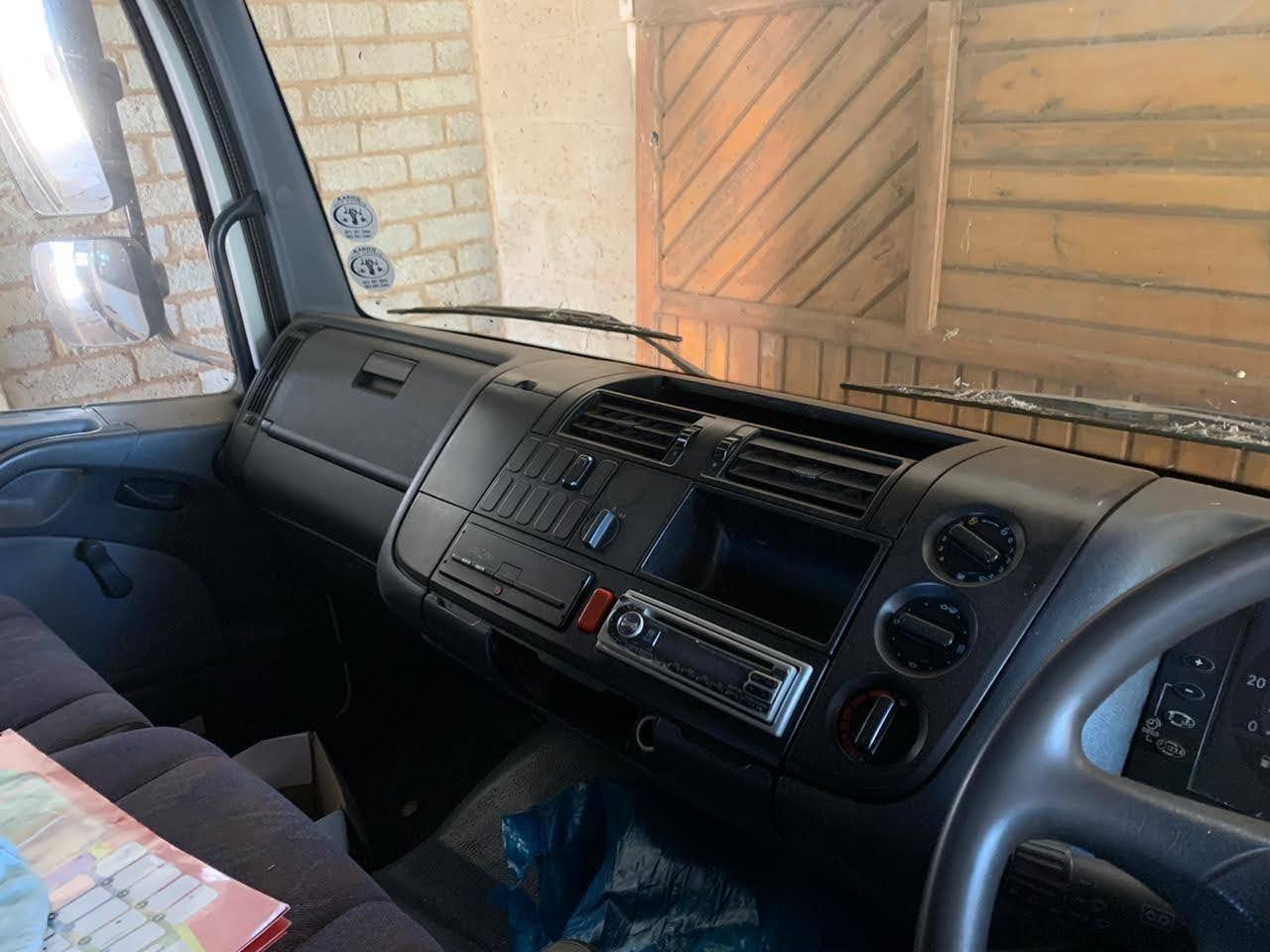 2005 Mercedes Benz 1528 Ateco Met 8m Bak