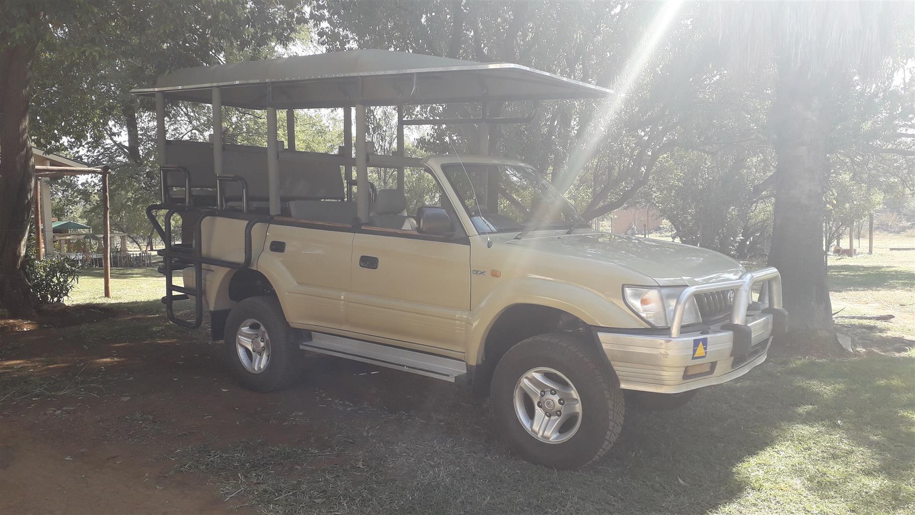 1998 Toyota Land Cruiser Prado PRADO TX 3.0D A/T