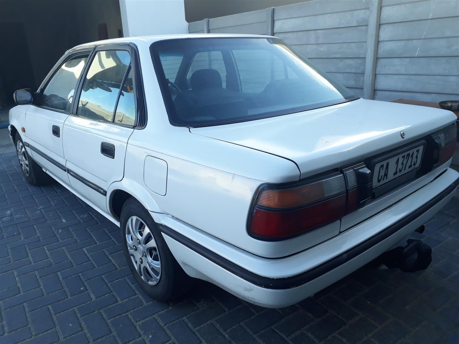 1995 Toyota Corolla 160i GLE automatic