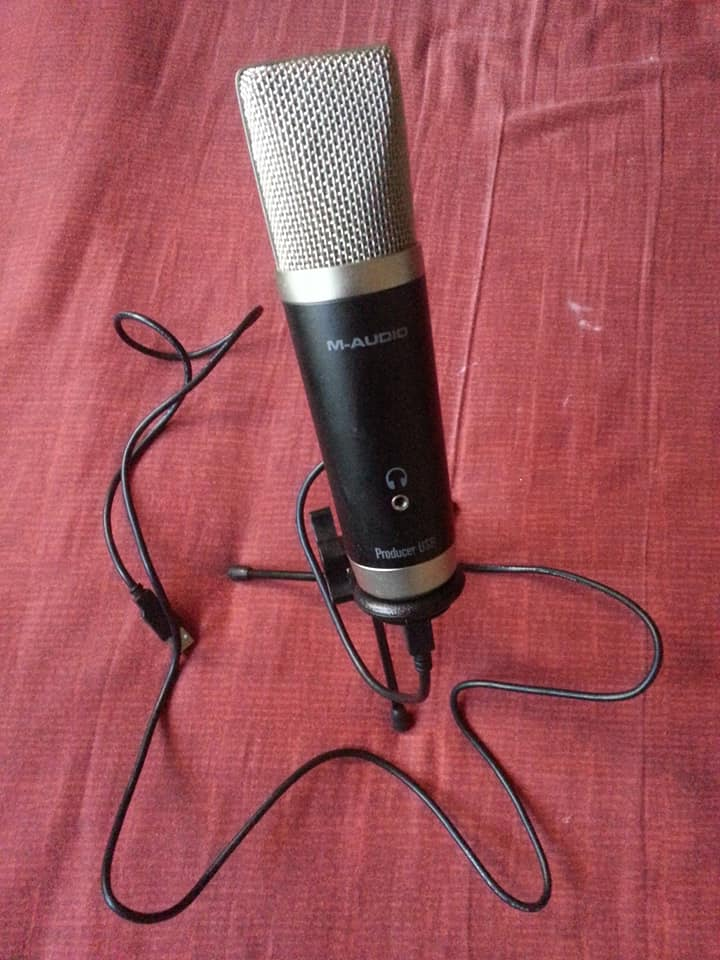 M - Audio Michrophone