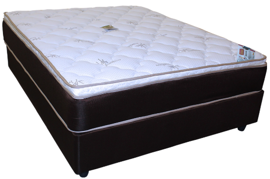 Mattress & Base Supreme Comfort Queen