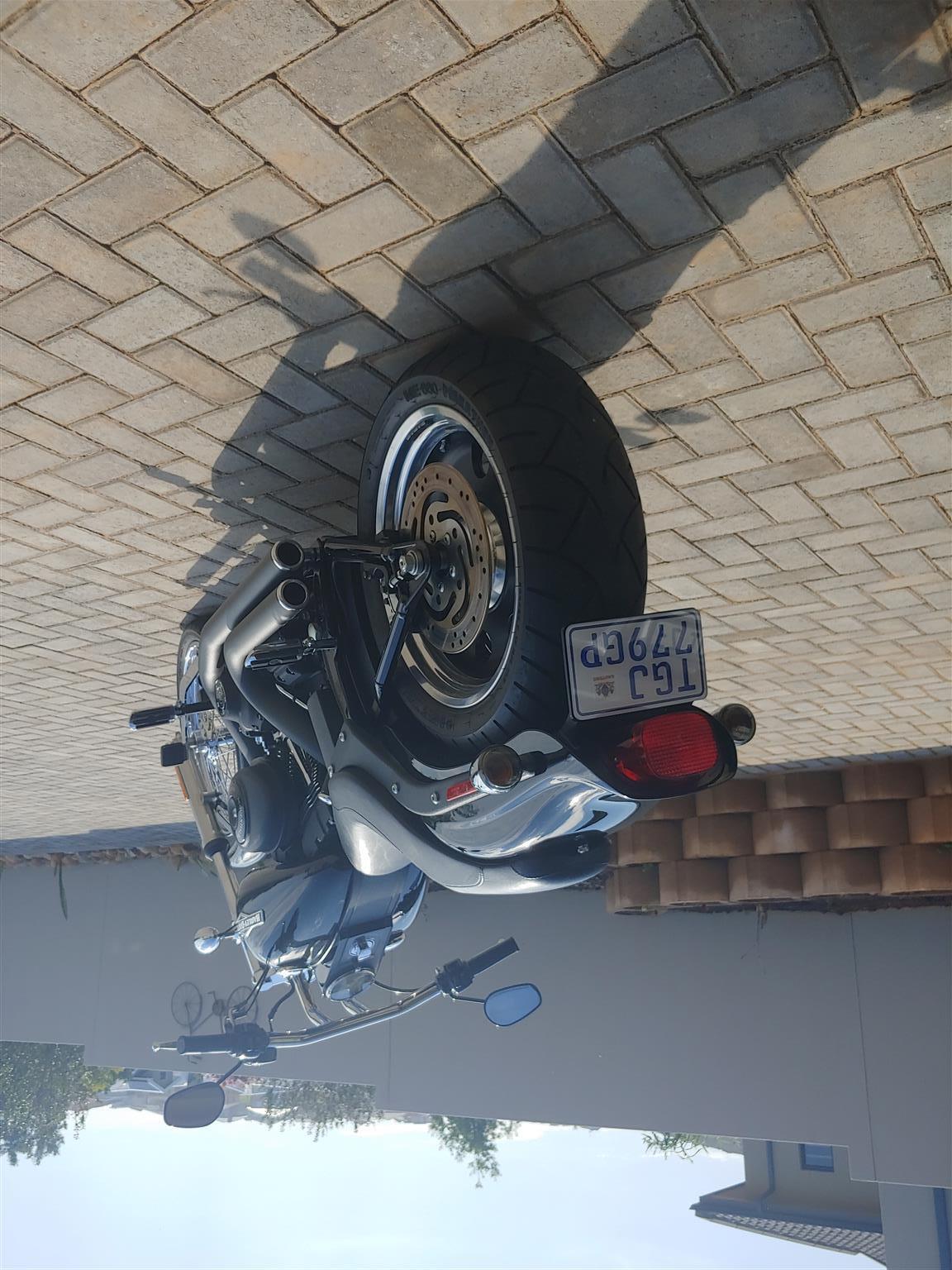 2006 Harley Davidson nighttrain softtail