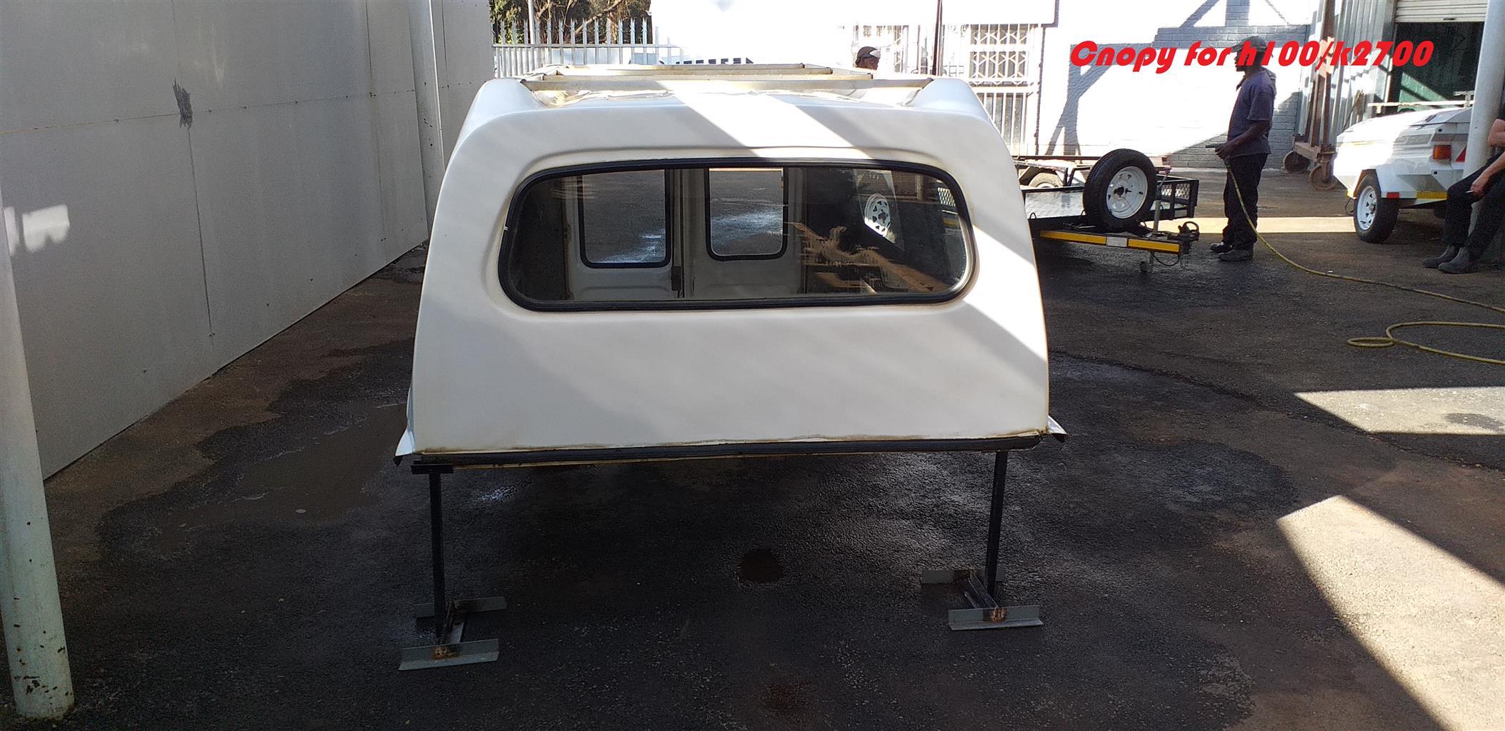 H100/K2700 canopy