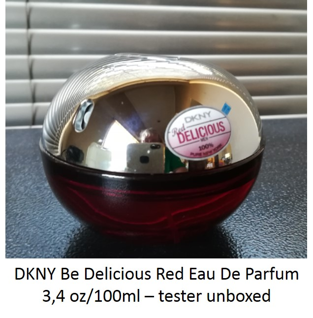 DKNY Be Delicious Perfumes (Testers)
