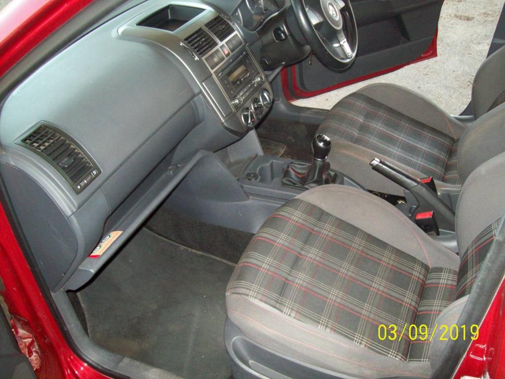 2016 VW Polo Vivo hatch 1.6 GTS