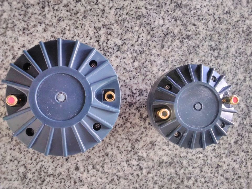 Compression Driver Tweeters
