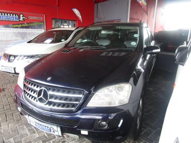 2006 Mercedes Benz ML 350