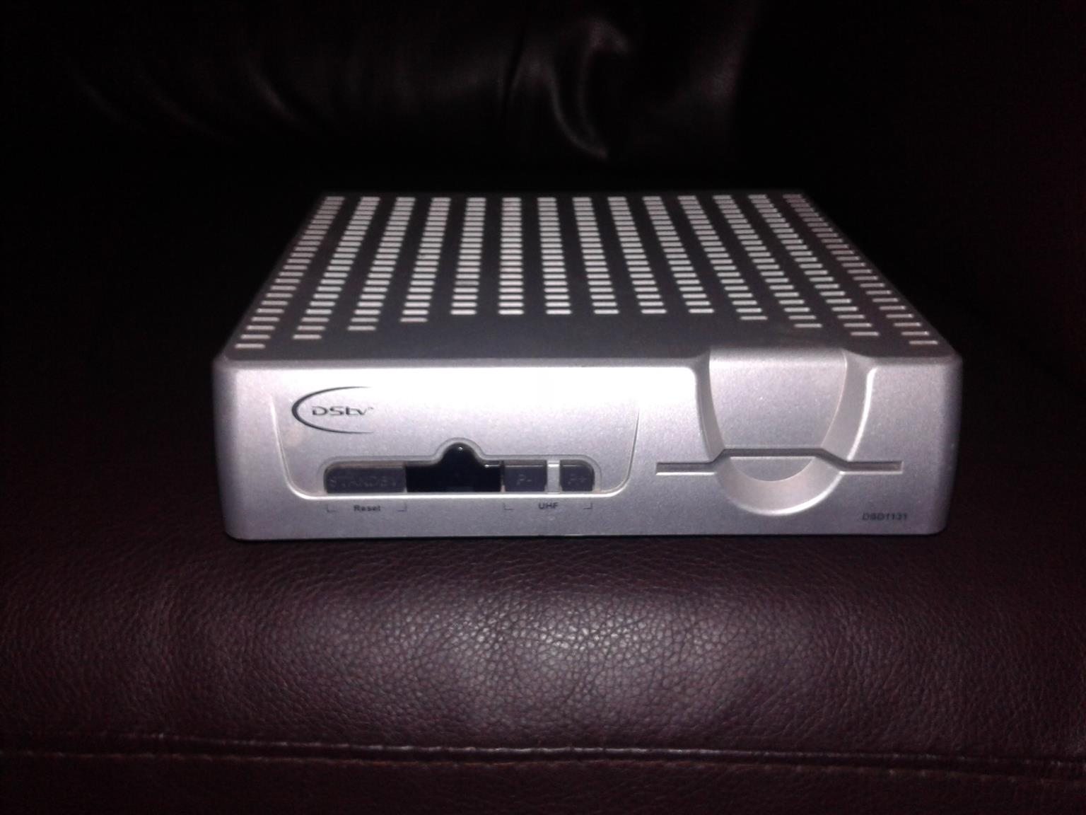 DECODER FOR SALE - SECONDARY
