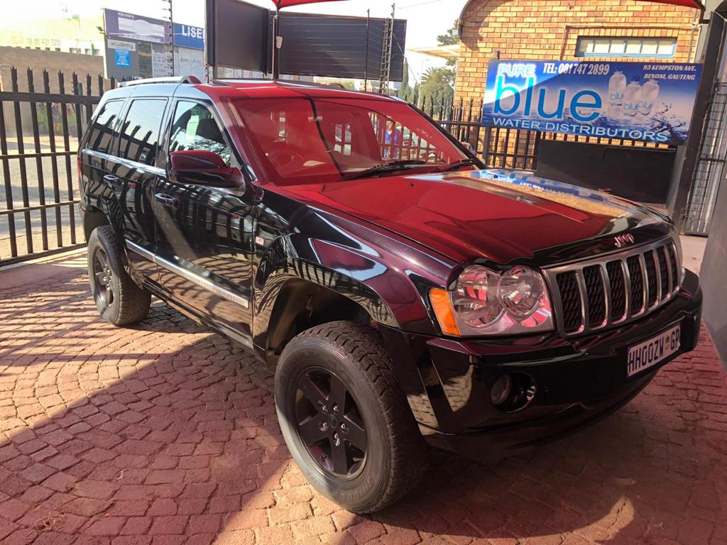 2006 Jeep Grand Cherokee 3 0l Crd Overland Junk Mail