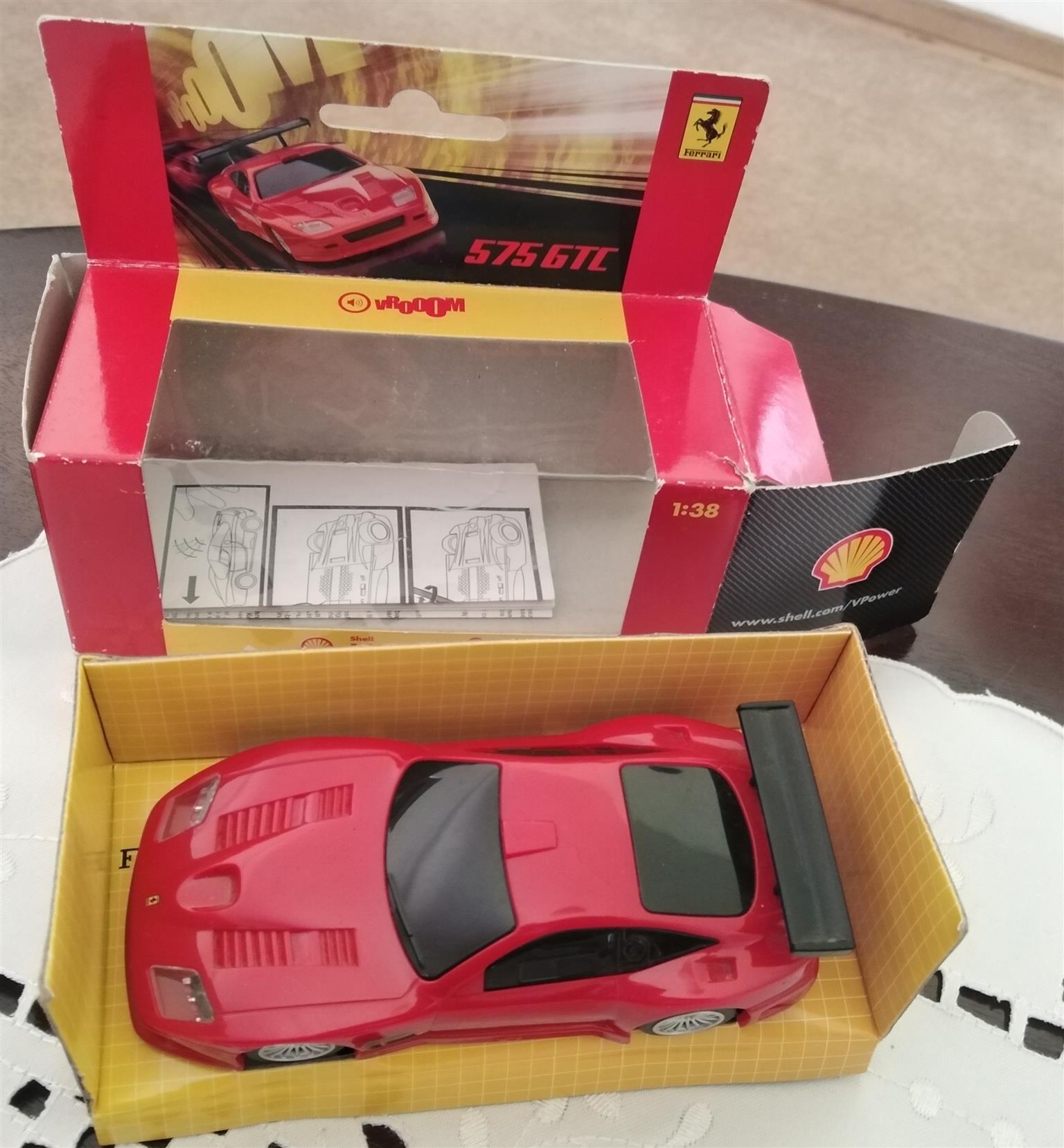 Ferrari model car for sale.