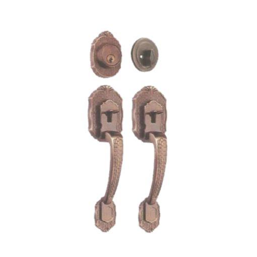 Entrance Lockset (3 Colours)