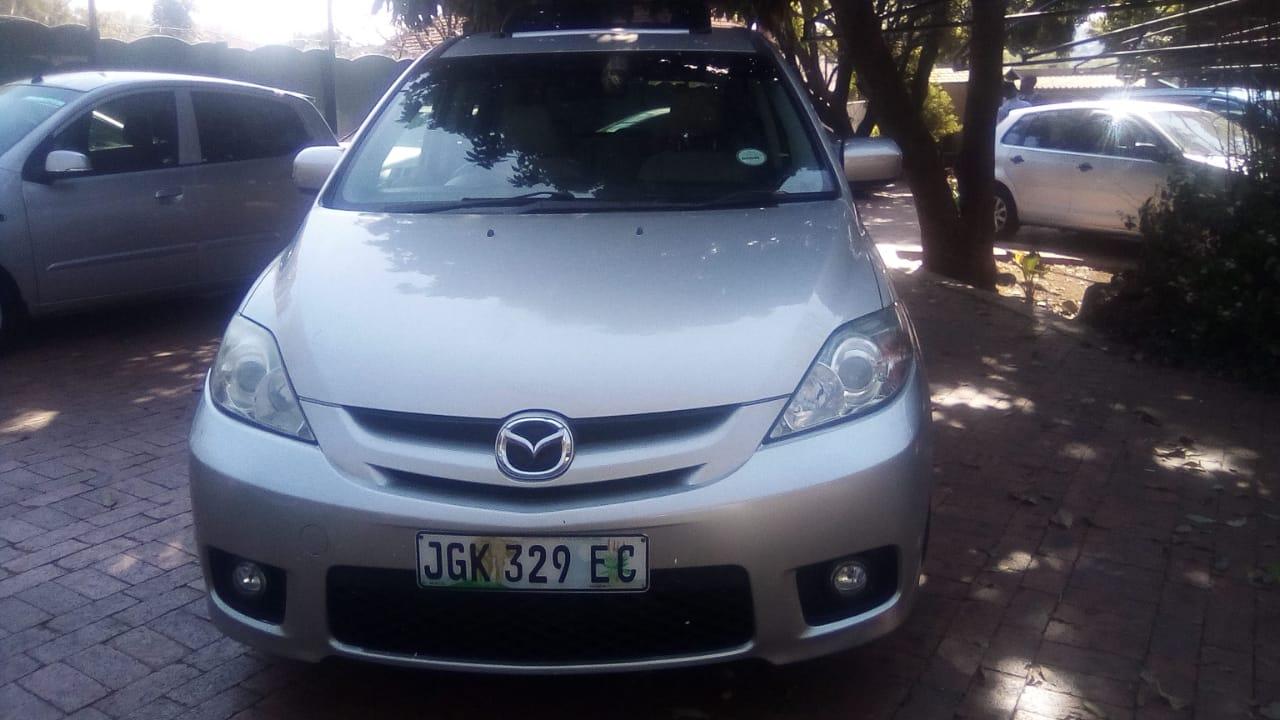2012 Mazda 5 Mazda 2.0 Original