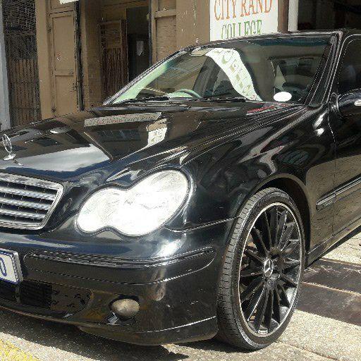 2004 Mercedes Benz C-Class C180 Edition C