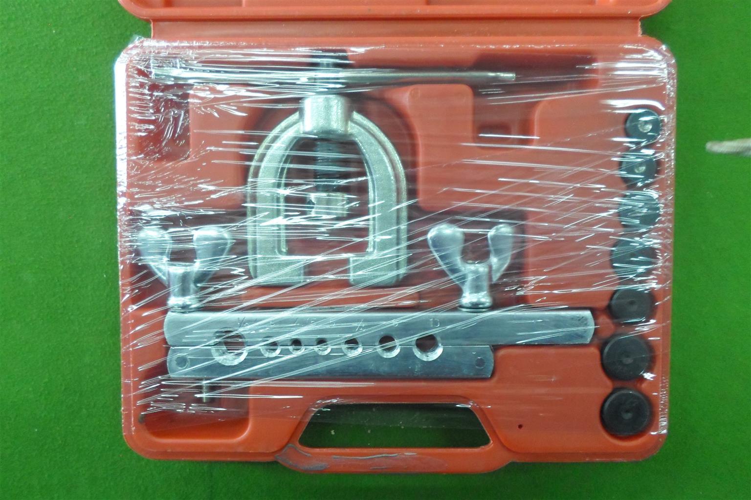 APTools Metric Double Flaring Tool Kit