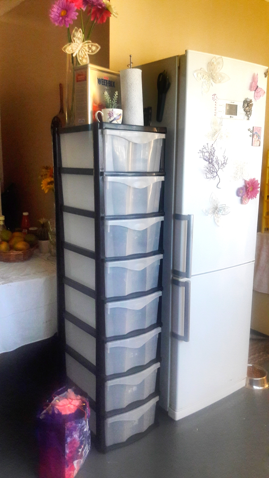 DISCOUNTED Plastic Storage Drawer Units For Sale