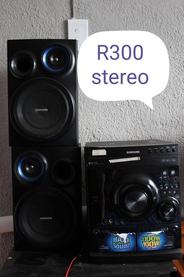Stereo hi fi for sale