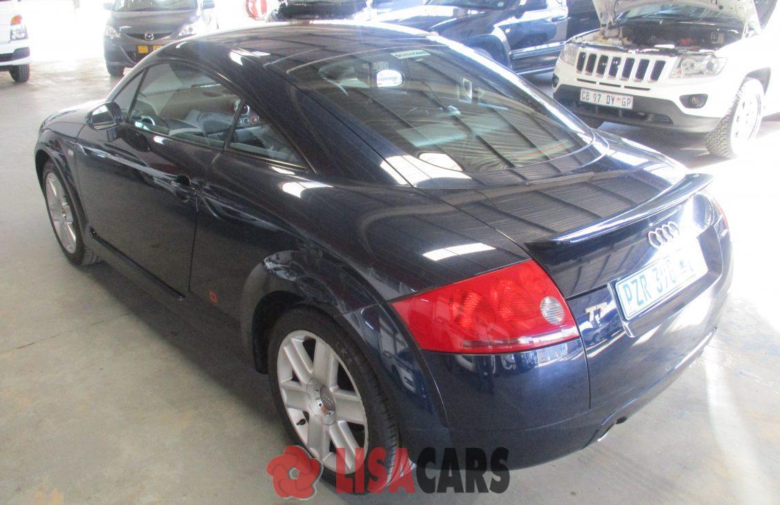 2004 Audi TT coupe TT RS QUATTRO COUPE STRONIC