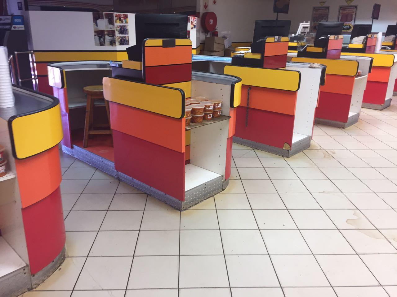 Tillpoints, kiosk & checkout counters JHB