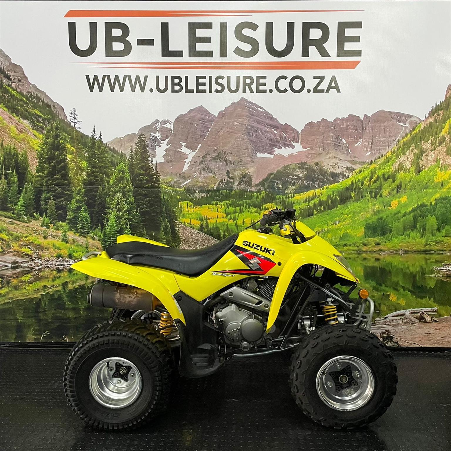 2004 SUZUKI LTZ 250 | UB LEISURE