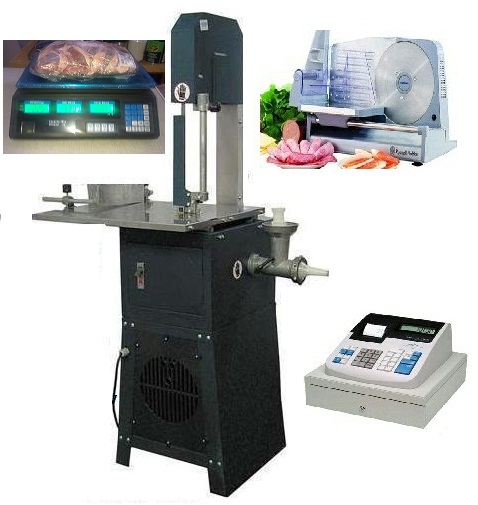 New Meat Processing Machine